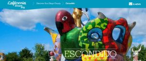 Escondido Featured in Visit California