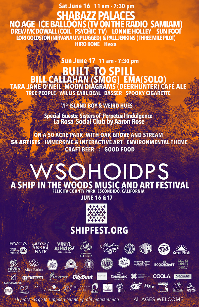 ship fest ship in the woods music festival