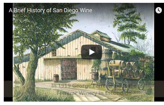 maurice dimarino san diego wine history