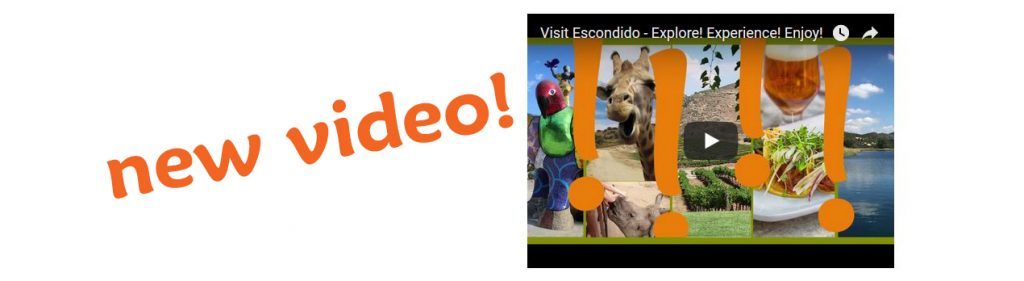 visit escondido tourism video