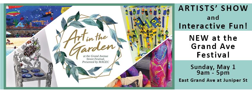 Art in the Garden Escondido
