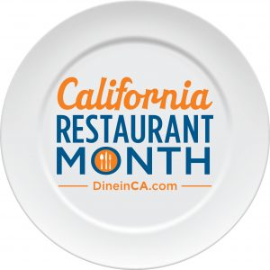 California Restaurant Month logo