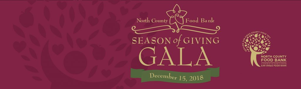 north county san diego food bank gala