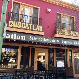 cuscatlan salvadorian cuisine escondido
