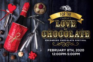 escondido chocolate festival