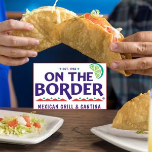 on the border feature image logo sqr