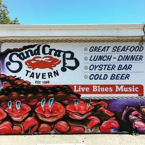 sand crab tavern exterior