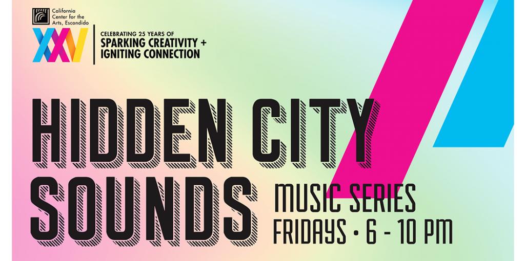 hidden city sounds escondido ccae