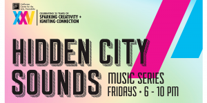 hidden city sounds escondido ccae