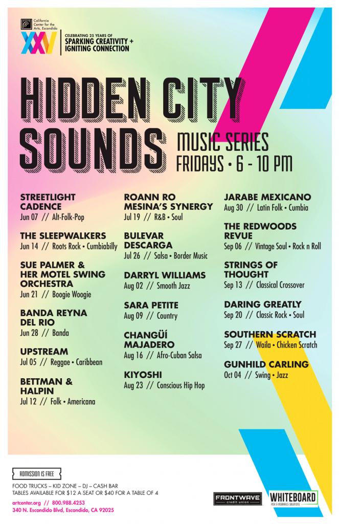 hidden city sounds escondido
