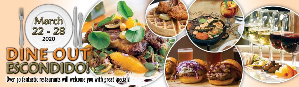 dine out escondido restaurant week 2020