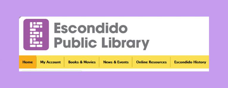 escondido public library